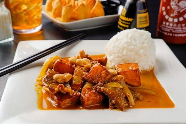 C5. Curry Potato (Dinner)