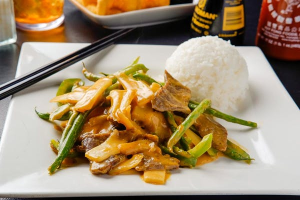C7. Curry Peanut (Dinner)