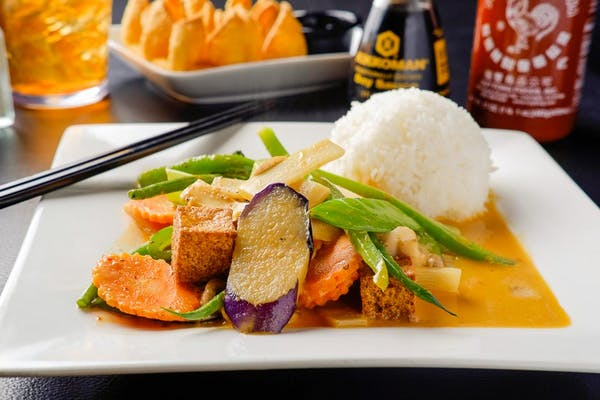 C9. Vegetable Curry (Dinner)