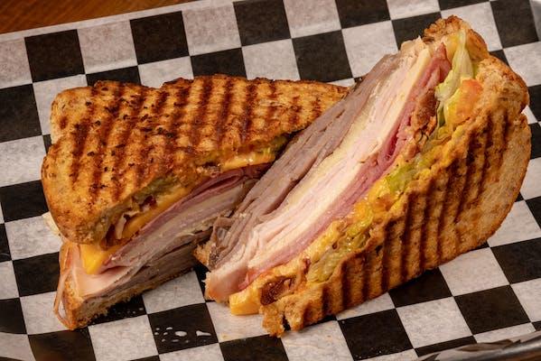Club Sandwich Panini
