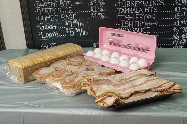 Breakfast Box Special