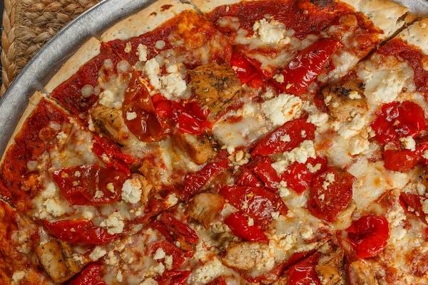 Kuku Pollo Pizza