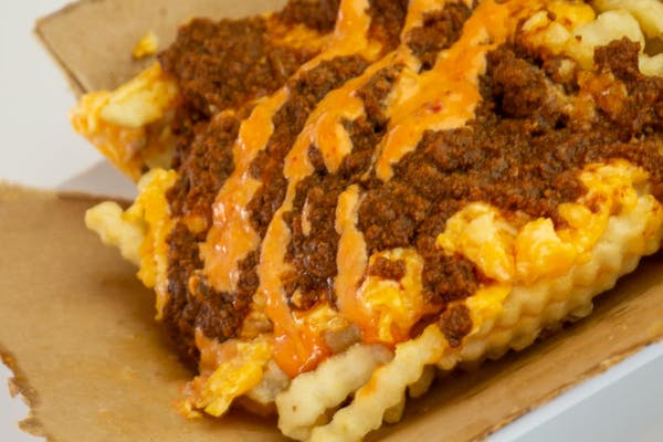 Side Chili Cheese Fries
