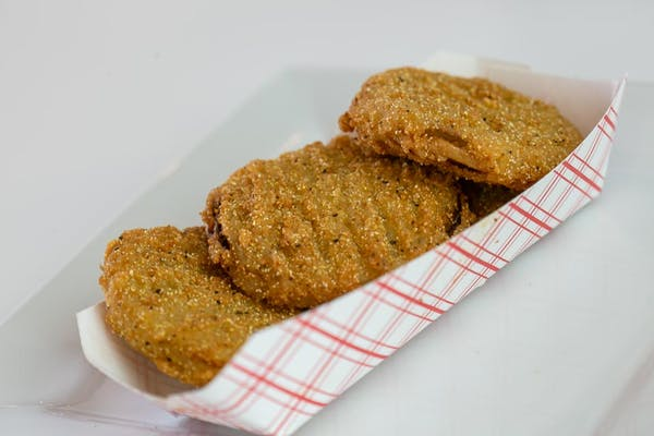 Side Fried Green Tomatoes