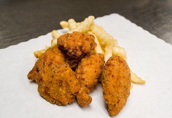 """""""Gluten-Free Chicken"""" Nuggets"""