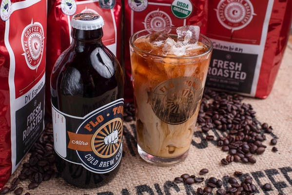 Flo Town Cold Brew Iced Coffee