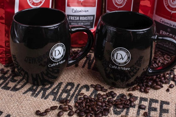 Dolce Vita Barrel Coffee Mug