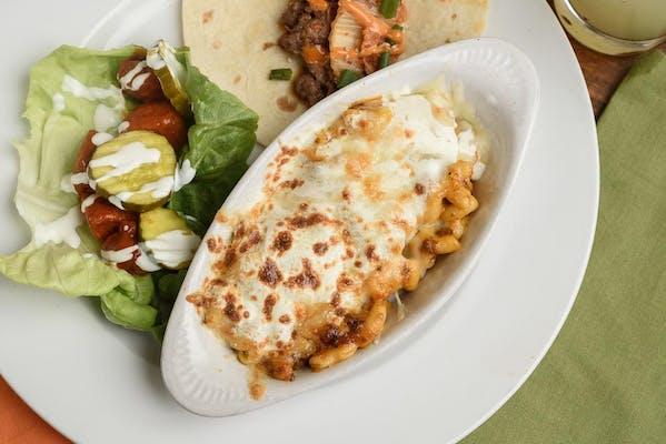 Chorizo Mac