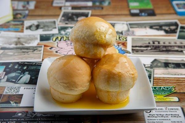 A Dozen Homemade Yeast Rolls