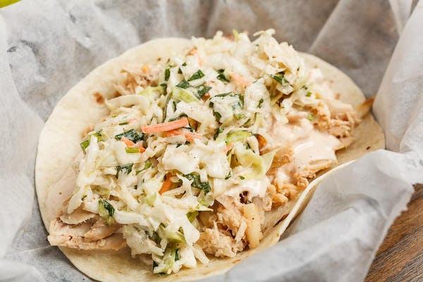 Alabama White Taco