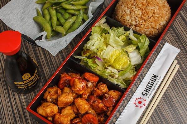 Teriyaki Chicken Bento Box