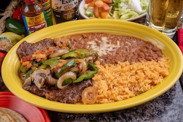 Steak Corona