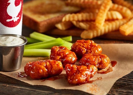 Boneless Wings Meal
