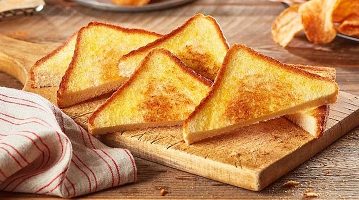 Basket of Texas Toast