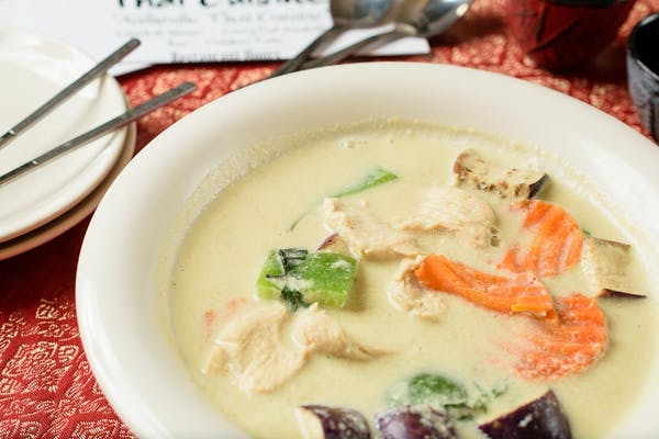 CR1. Green Curry