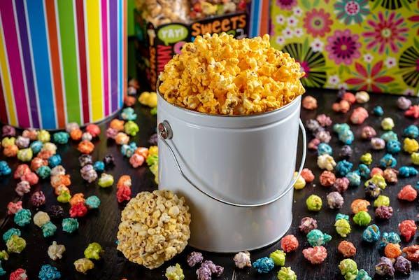 Sour Cream & Cheddar Popcorn