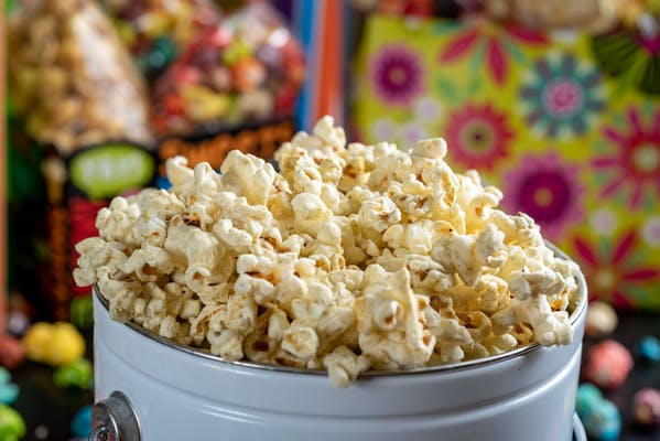 Jalapeño Ranch Popcorn