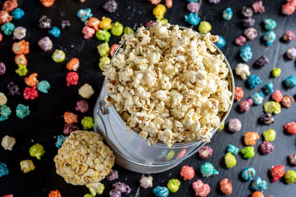 Southwest Jalapeño Popcorn