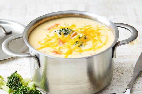 Broccoli & Cheese