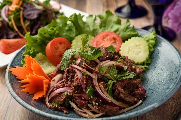 Nam Tok Salad
