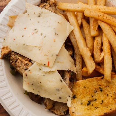 Grilled Chicken Breast Special