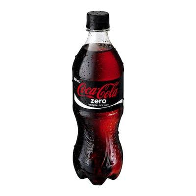 (20 oz.) Bottled Coke Zero