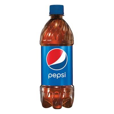 (20 oz.) Bottled Pepsi