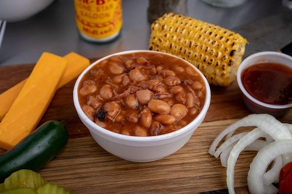 Side Brisket Beans
