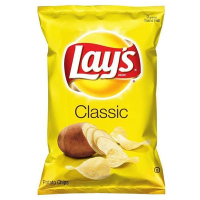 Original Lays Potato Chips