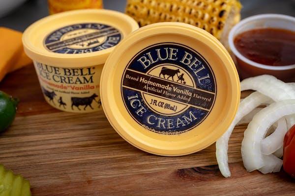 Blue Bell Vanilla Ice Cream