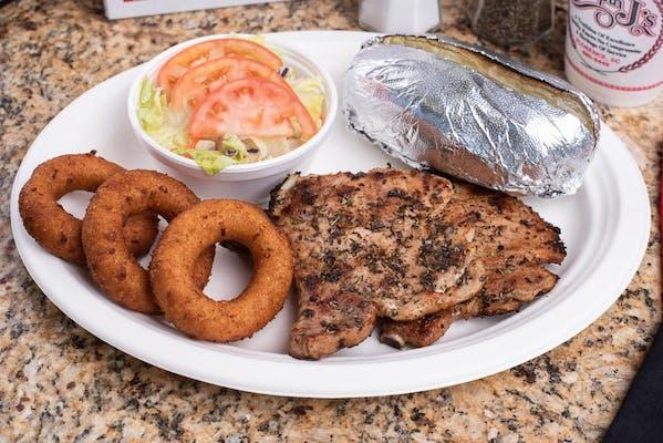 Pork Chop Dinner