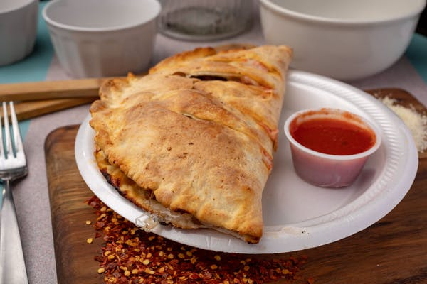 Meat Lover's Calzone