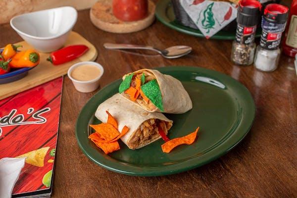 Garden Burrito Wrap