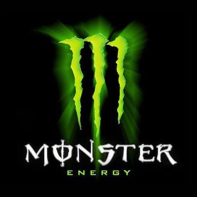 White Monster Energy Drink