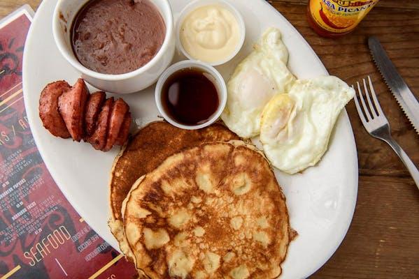 504 Typical Breakfast