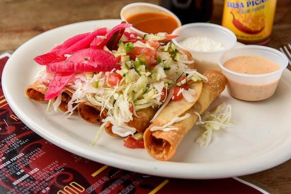 Honduran Tacos