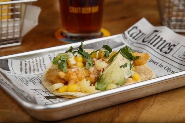 (1) Catfish Taco