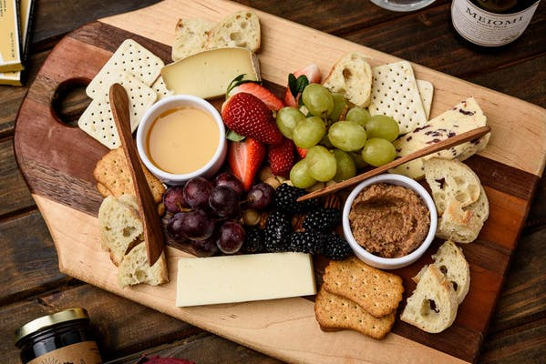 Seasonal Cheese Board