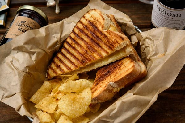 Gouda Grilled Cheese Toasty