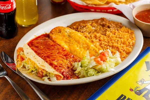Mexican Plate Special