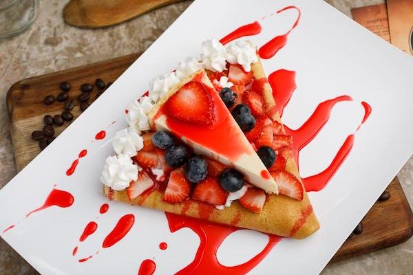 Cheesecake Crêpe