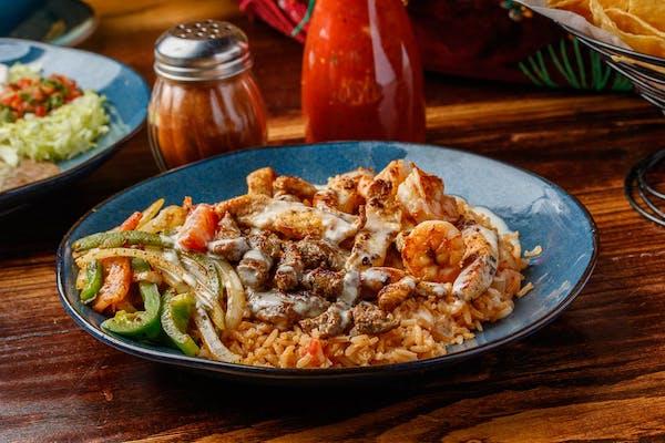 Lunch Karibé Rice