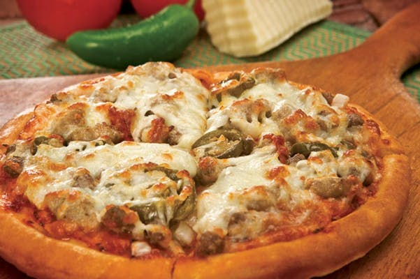 Create Your Own Mini Pizza