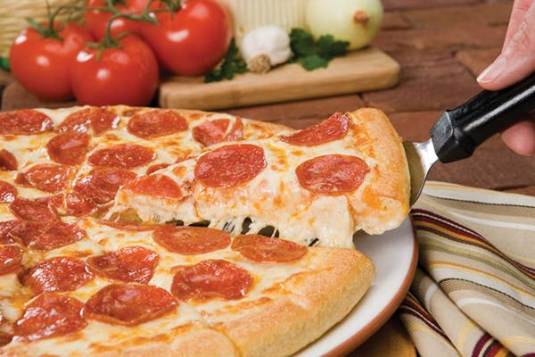 Create Your Own Large Pizza