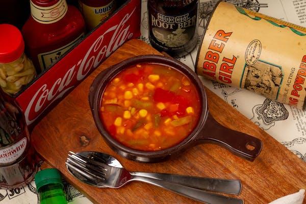 Hobo Vegetable Soup