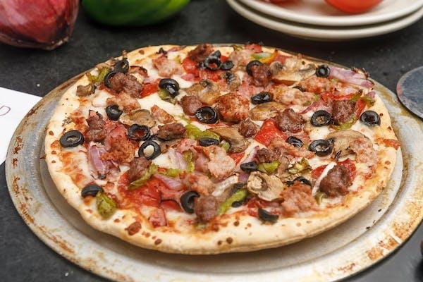 Big Buck Classic Pizza