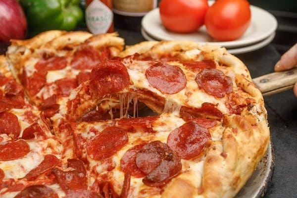 Deerhead Double Decker Pizza