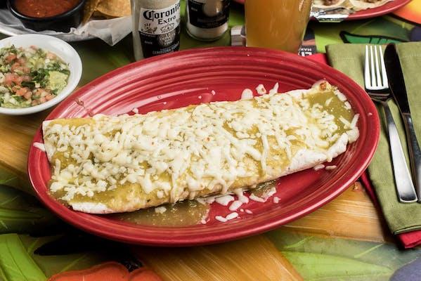 Margarita's Monster Burrito