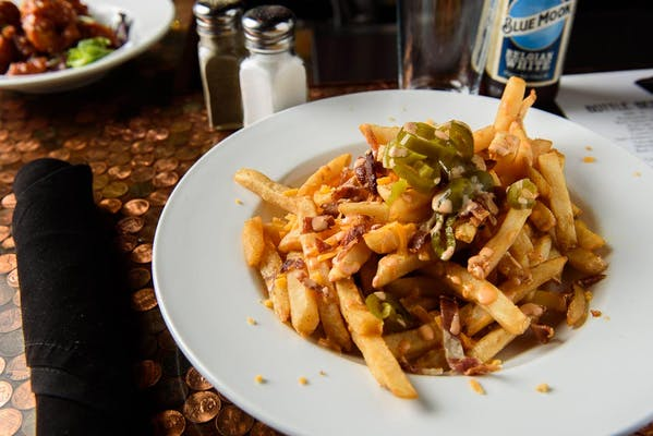 Bank Street French Fries
