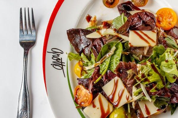 Pollo Milanese Salad